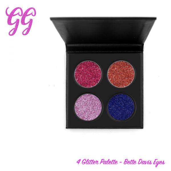 4 Glitter Palette - Bette Davis Eyes