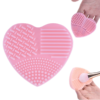 Pink Makeup brush cleaner