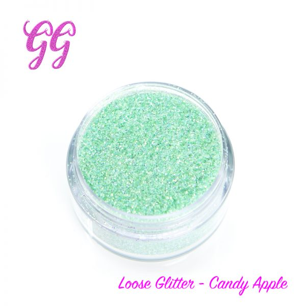Loose Glitter - Candy Apple