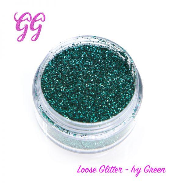 Loose Glitter - Ivy Green
