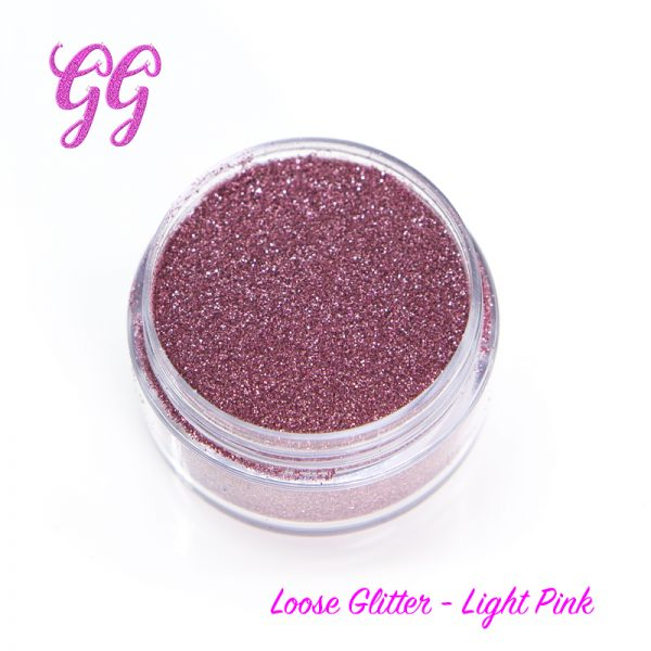 Loose Glitter - Light Pink