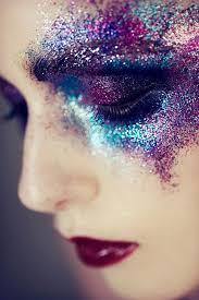 Glitter girl glitter Makeup