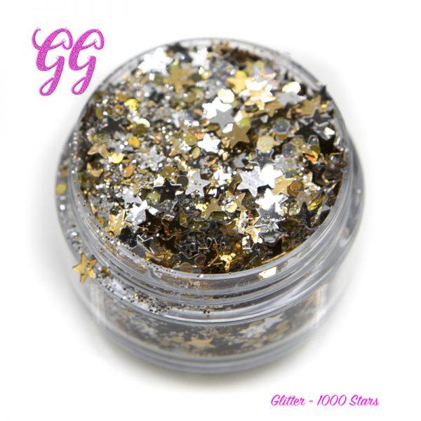 Glitter - 1000 stars