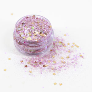 Glitter girl Loose Glitter Makeup Gold Coast Glitty Pig