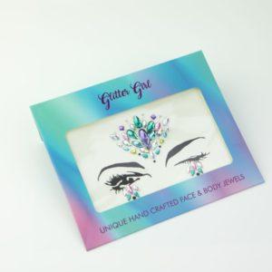 Glitter Girl Face Festival Jewels
