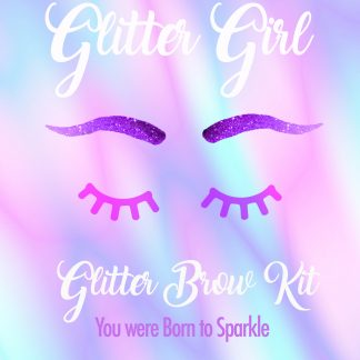 Glitter Girl Glitter Festival Brow Kit
