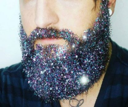Glitter Beard kit Glitter Girl Gold Coast Festival Fashion