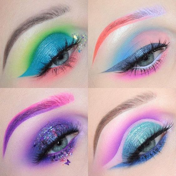Ways to be the Queen of Unicorn Makeup