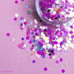 Glitter Girl Festival Glitter Lollylicious
