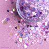 Glitter Girl Festival Glitter Sparkling Frou Frou