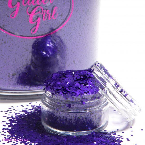 Glitter Girl Loose Glitter-Wild Indigo