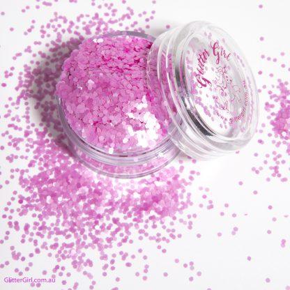 Glitter Girl Loose Glitter-Baby Pink