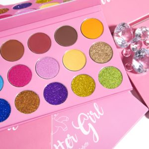 Pink Parade Glitter Palette