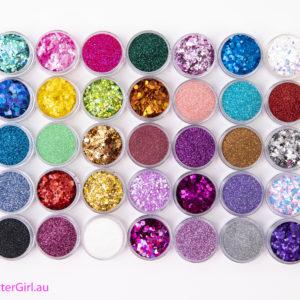 Base Collection Eco Glitter Loose Glitter Glitter Girl