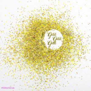 Glitter Girl Logies TV Week Glitter-