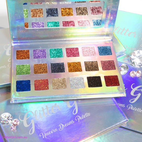 Glitter girl Unicorn Dreams Palette