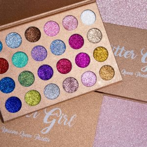 Glitter Girl Unicorn Queen Palette