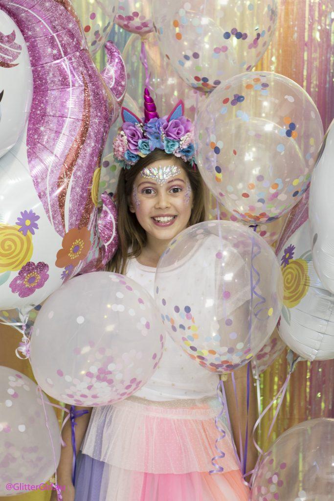 Sophia_Rizzo_Glitter_Girl Unicorn Festival