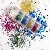 Glitter Girl Chunky Rainbow Collection