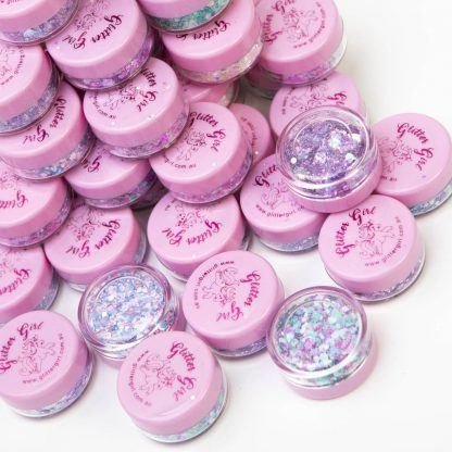 10 gram loose glitter pots