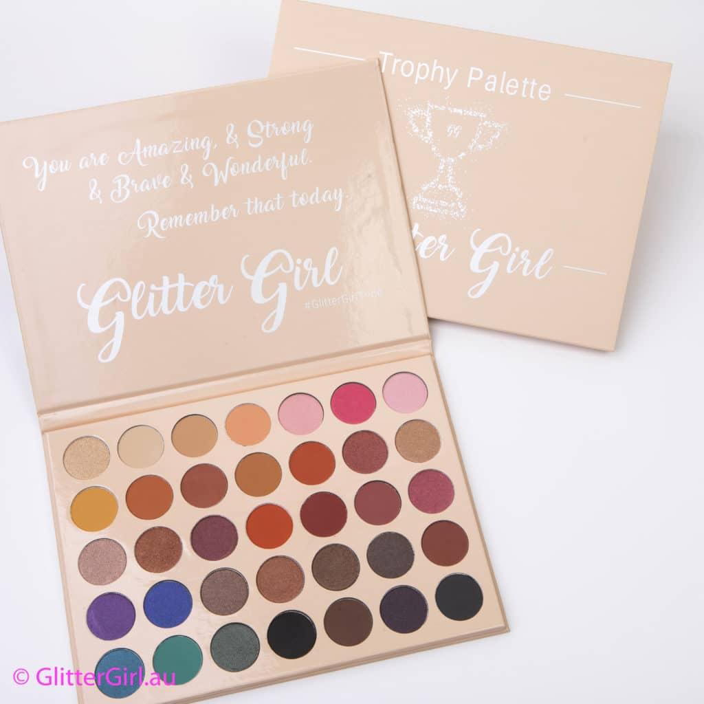 Glitter Girl 35 Trophy Palette