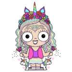Glitter Girl Makeup Brand