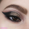 Pink Parade Palette Glitter Girl Gold Eyeshadow