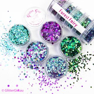 Forest Fairy Collection Glitter Girl Eco Glitter Loose Glitter