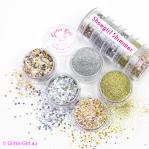 Showgirl Shimmer Collection Eco Glitter Glitter Girl Loose Glitter